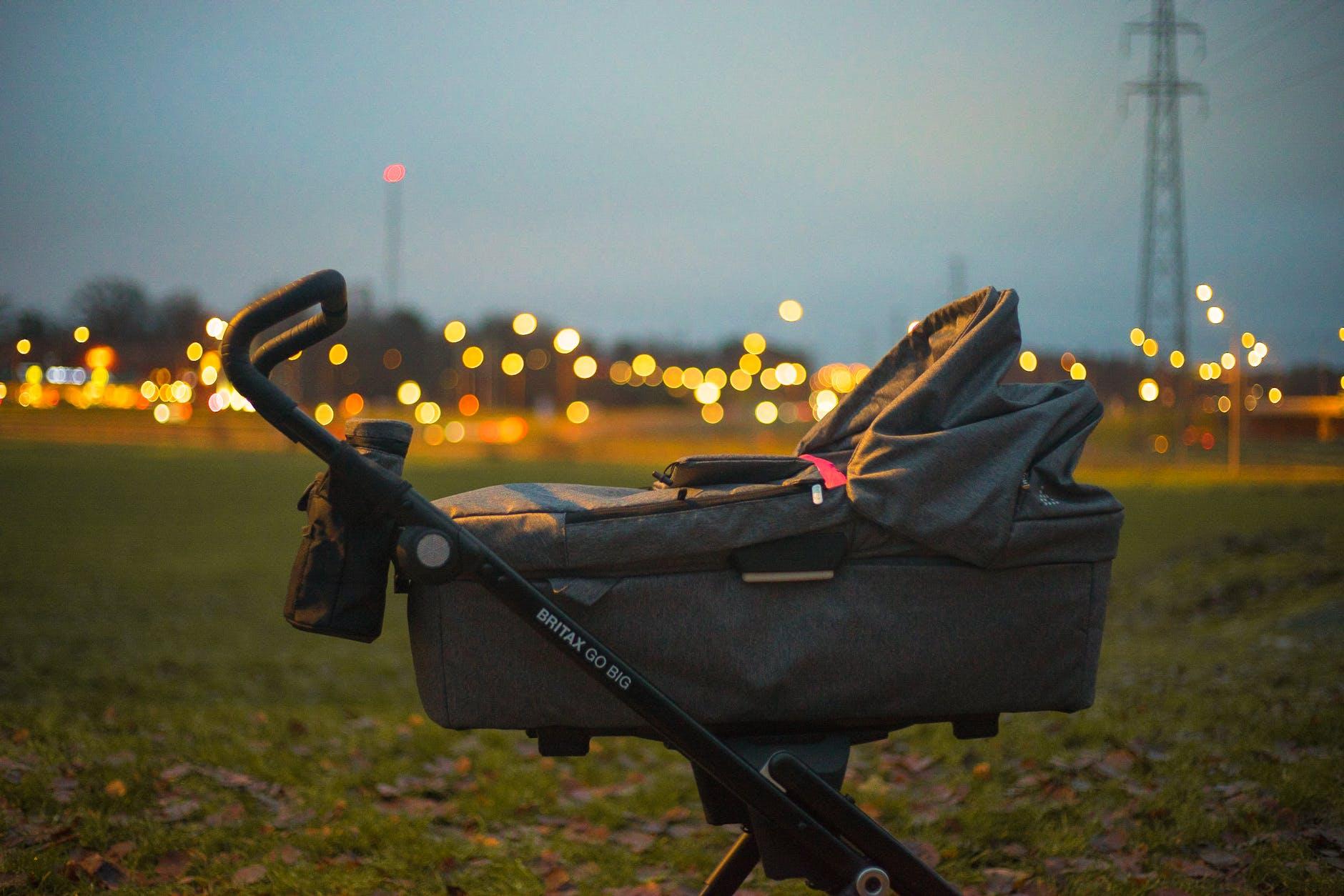 Duurzaam leven kinderwagen