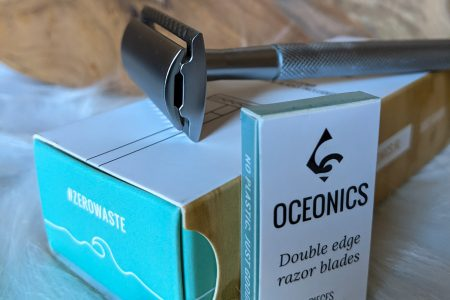safety razor oceonics