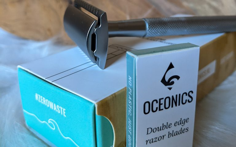 safety razor oceonics