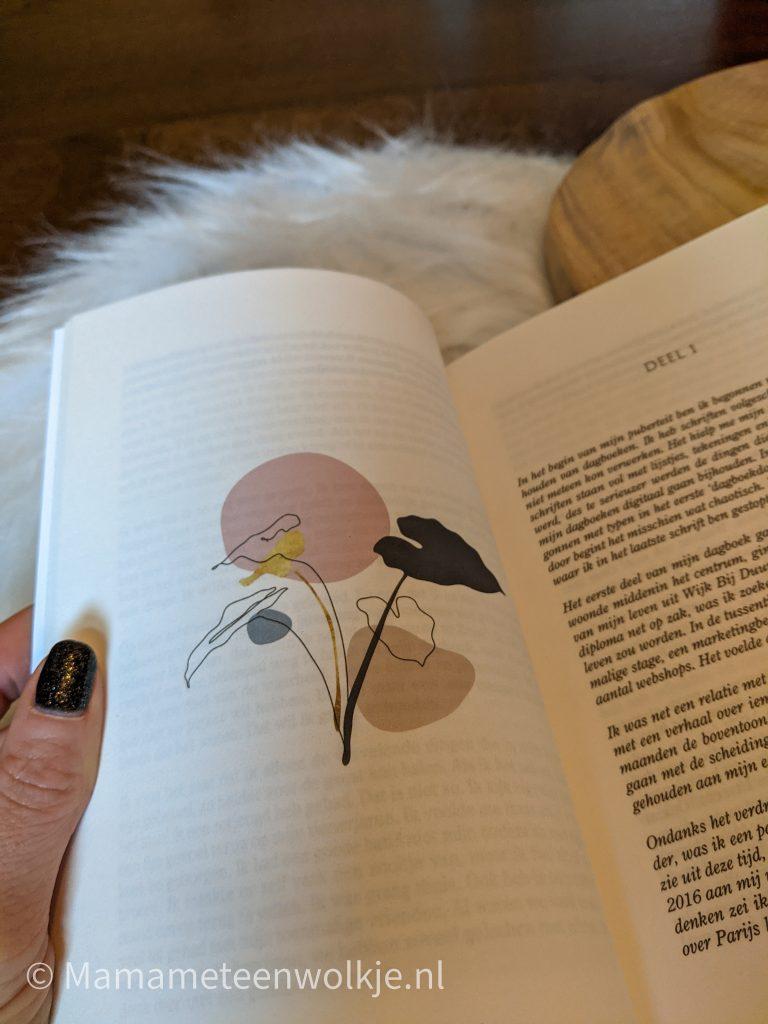 Dagboek van mijn depressie - illustratie