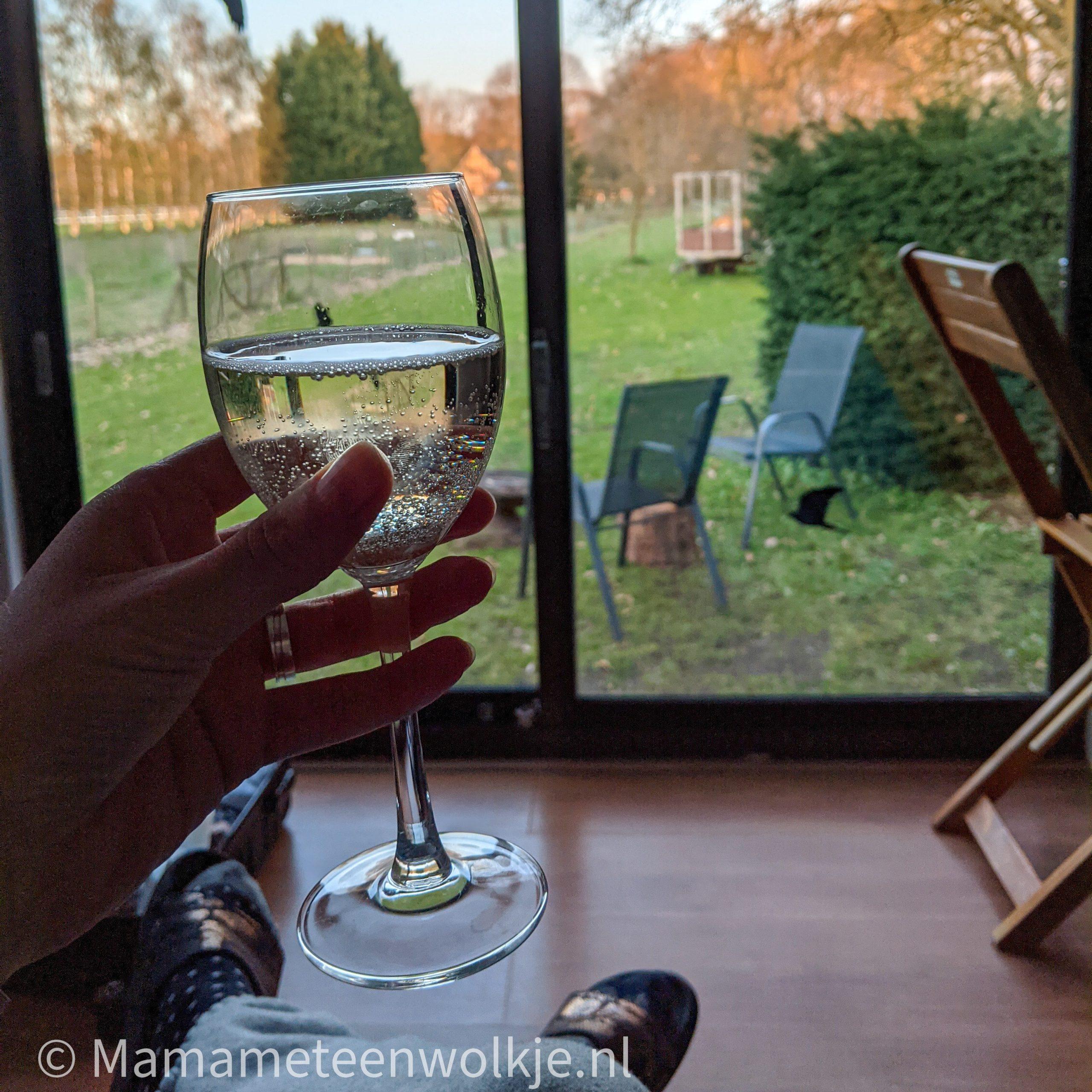 Wijn pipowagen